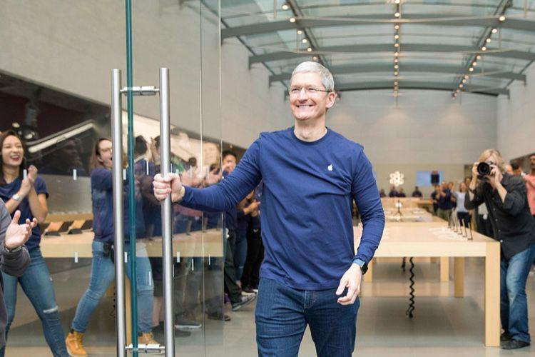 Apple a dépensé 310000$ pour la sécurité de Tim Cook en 2018
