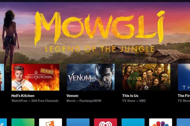 Les faibles marges sur les téléviseurs empêchent-elles Apple de lancer le sien?