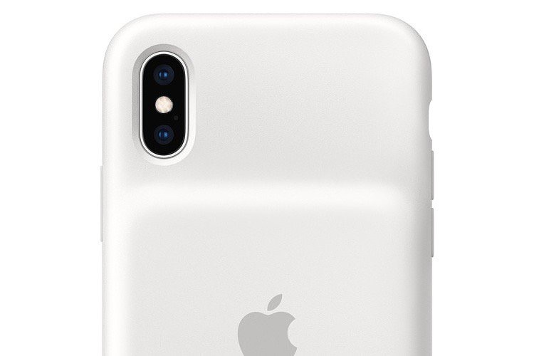 Apple lance les Smart Battery Case des iPhone XS/XS Max et XR
