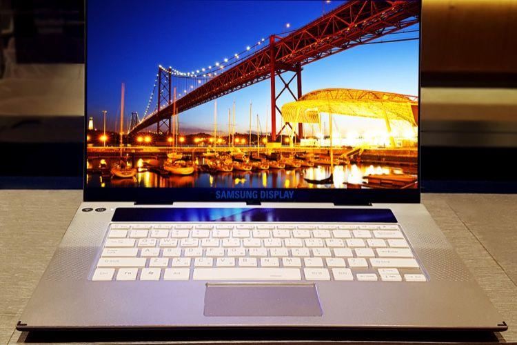 "Samsung va lancer la production d'écrans OLED Ultra-HDen15"""