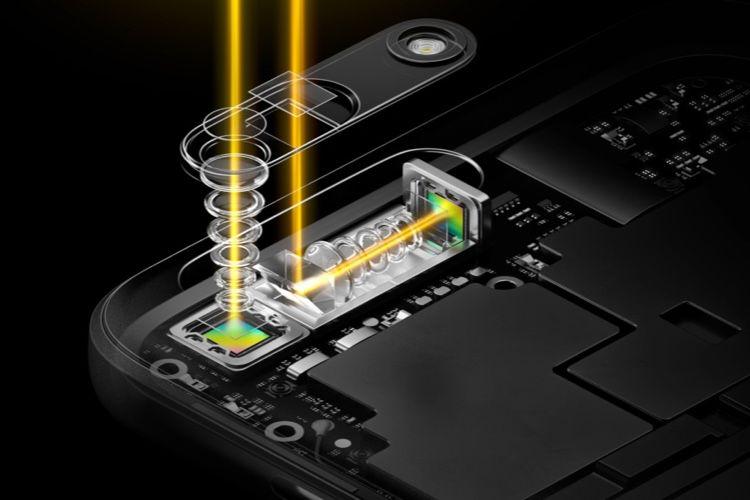 Zoom 10x et large capteur d'empreintes sous l'écran au menu d'Oppo et Xiaomi