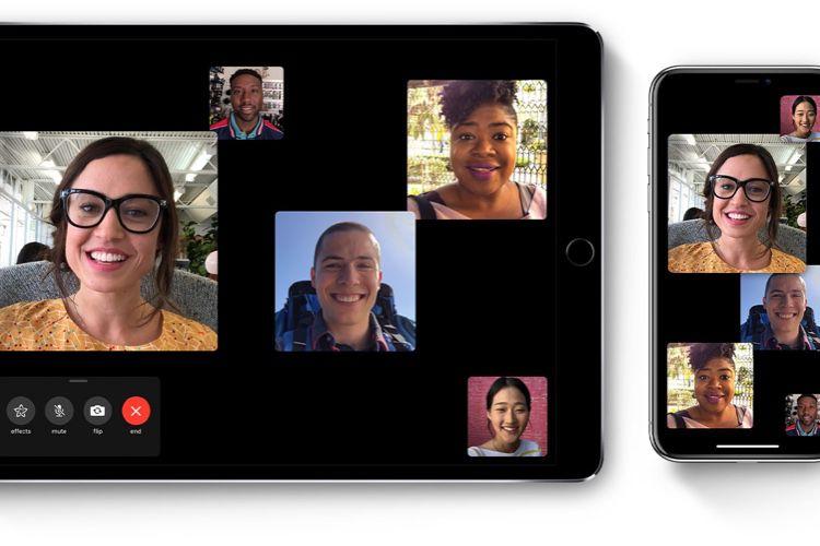 FaceTime en groupe : la petite histoire derrière le gros bug decommunication