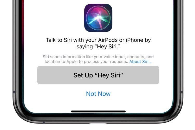 AirPods 2 : « Dis Siri » intégré dans iOS 12.2