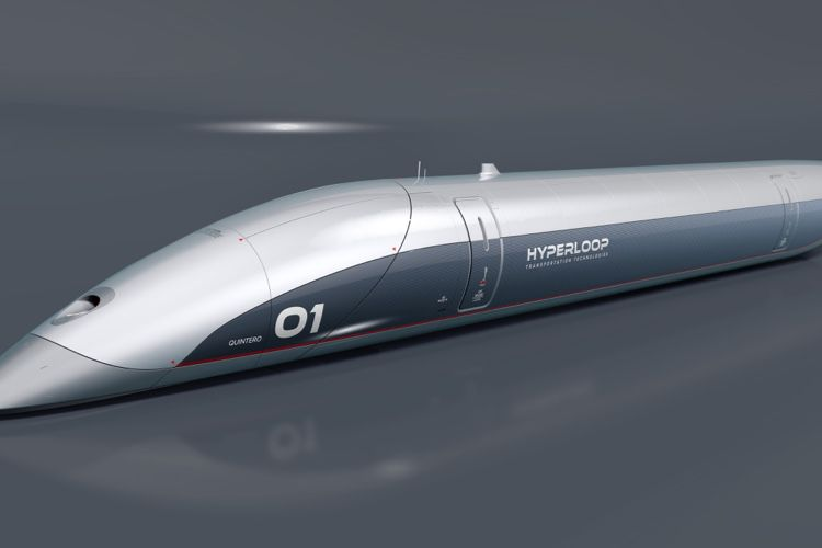 Hyperloop TT : et si « le train du futur » était gratuit ?