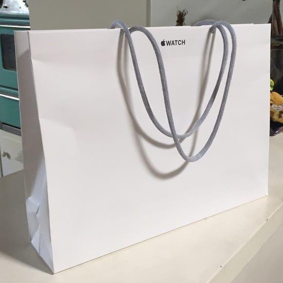 Bye bye les sacs en plastique en Apple Store   MacGeneration