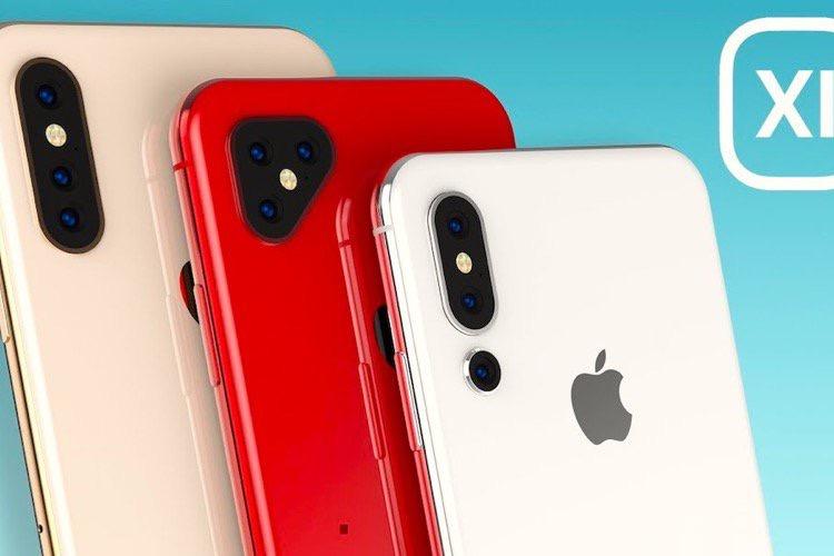 En 2019 ou 2020, un iPhone 5G avec des modems Samsung, MediaTek et/ou Intel