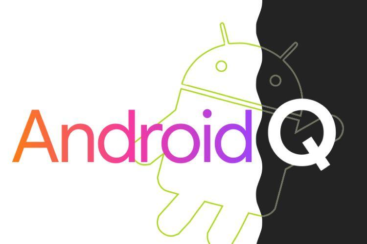 Android Q aura certainement un côté sombre