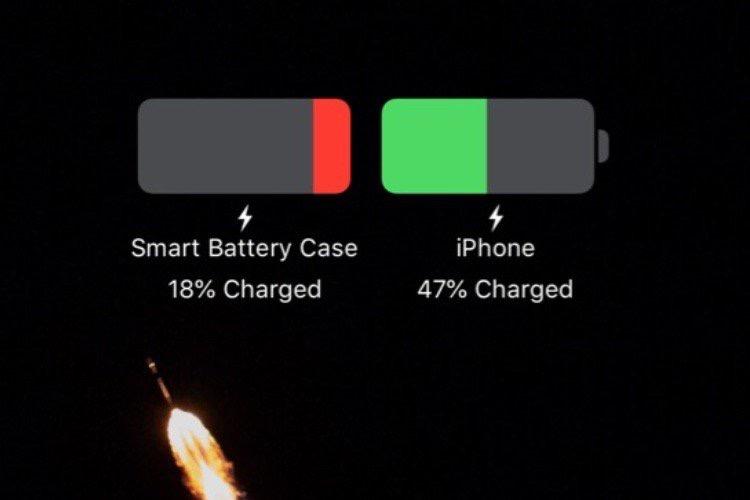 iOS 12.1.2 prend en charge la future Smart Battery Case de l'iPhone XS