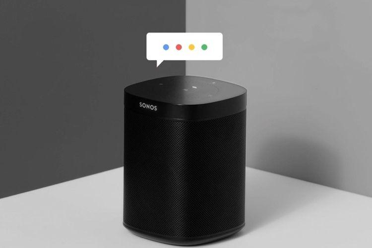 Sonos: Alexa ou Google Assistant, il faudra choisir