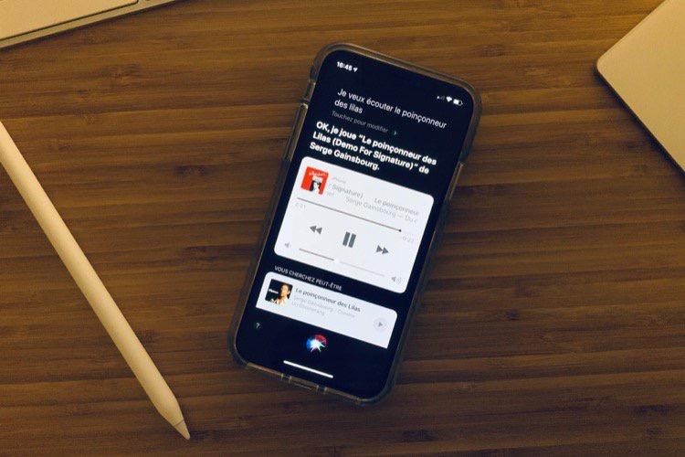 Les nouveautés de la première bêta d'iOS 12.2
