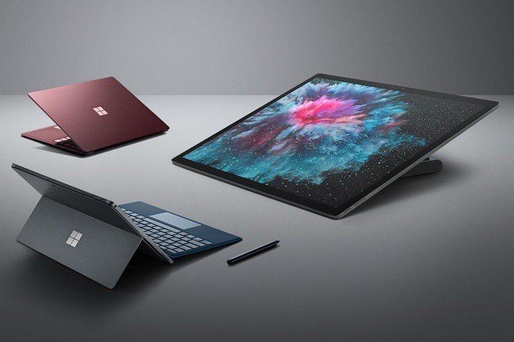 Les nouvelles Surface de Microsoft sortiront en France début février