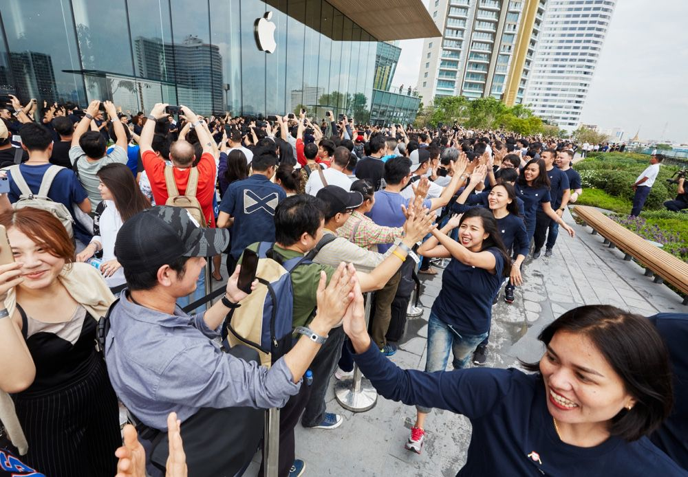 Apple plombé fin 2018 par l'iPhone et la Chine
