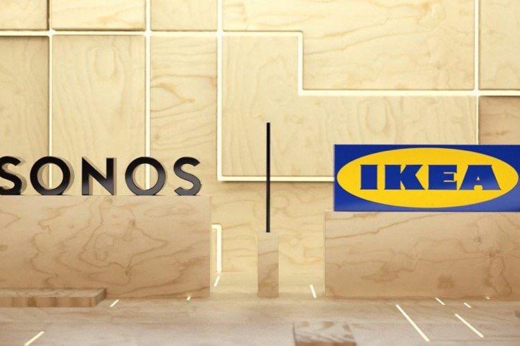 Les premières enceintes Symfonisk d'Ikea et de Sonos seront lancées en août
