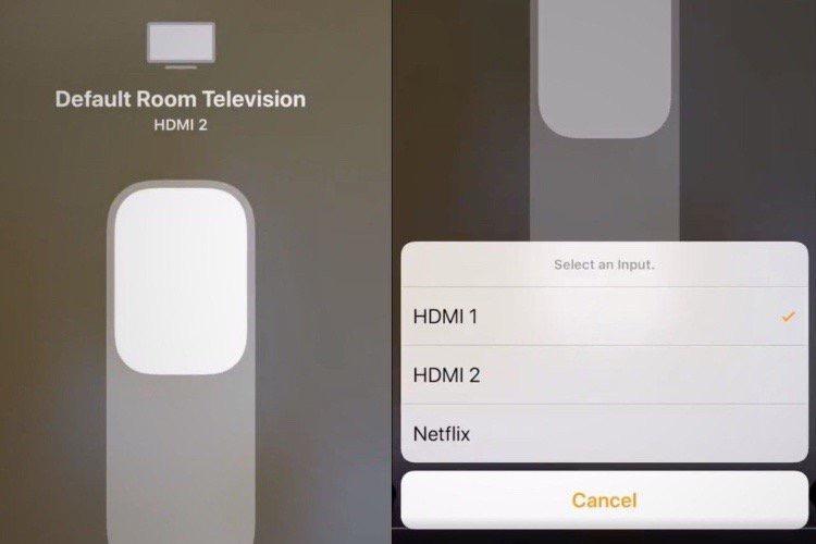 iOS 12.2 : l'app Maison contrôle les téléviseurs connectés