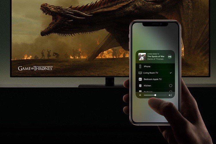 Téléviseurs AirPlay 2 : Apple n'a pas choisi ses partenaires au hasard