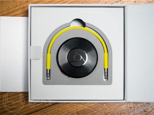 Google cesse la commercialisation de son dongle — Chromecast Audio