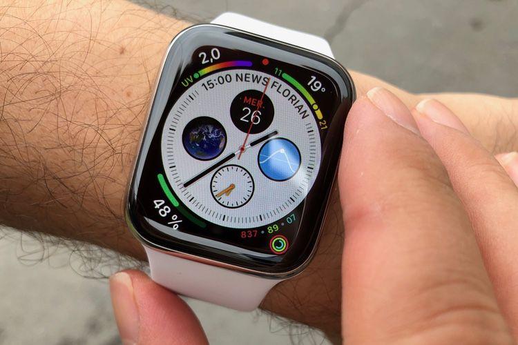 L'Apple Watch Series 4, meilleur produit Apple de 2018 selon les lecteurs de MacGeneration