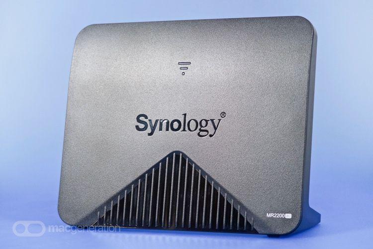 Test du SynologyMR2200AC, un routeur mesh avec un cœur de NAS
