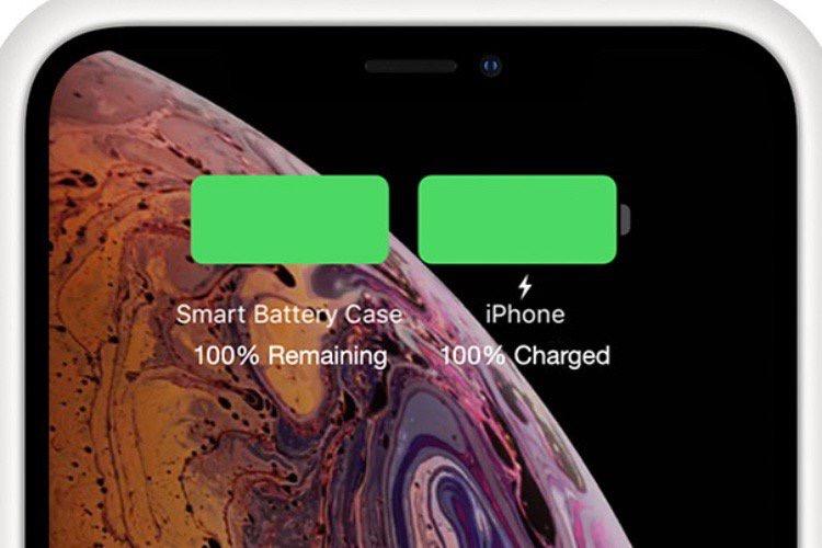 La Smart Battery Case de l'iPhone XS n'est pas compatible avec l'iPhone X, indique Apple