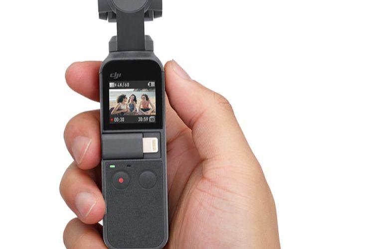 Apple Store : un SSD portable SanDisk 500Go et la caméra Osmo Pocket de DJI