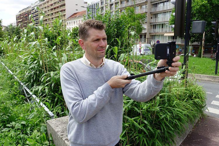 DxOMark teste aussi les caméras à l'avant des smartphones