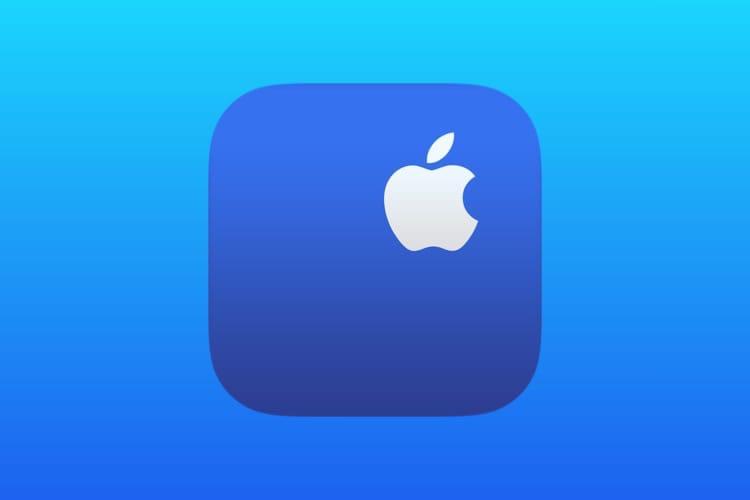 Il est plus facile de chercher de l'aide dans l'app Assistance Apple