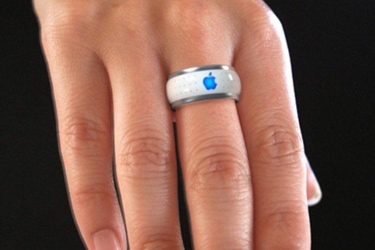 Brevet : une bague à retour haptique chez Apple