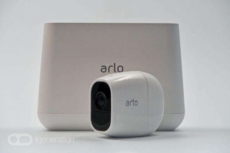 Promos : la caméra de sécurité HomeKit Arlo Pro 2 à partir de 250€, et le Wi-Fi maillé ORBI à partir de 185€