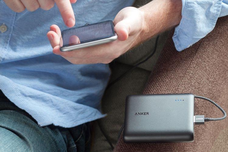 Promos : une batterie Anker 13000mAh à 24€ et un étui pour le boîtier de charge des AirPods à 6,7€