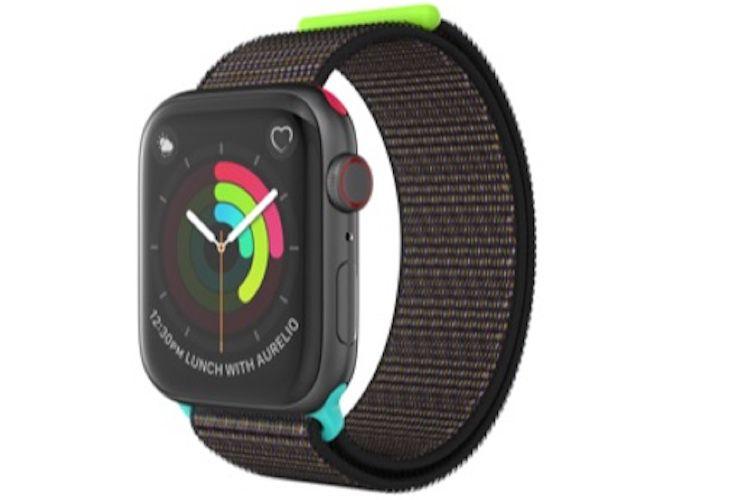 Un nouveau bracelet pour les employés d'Apple qui ferment leurs anneaux