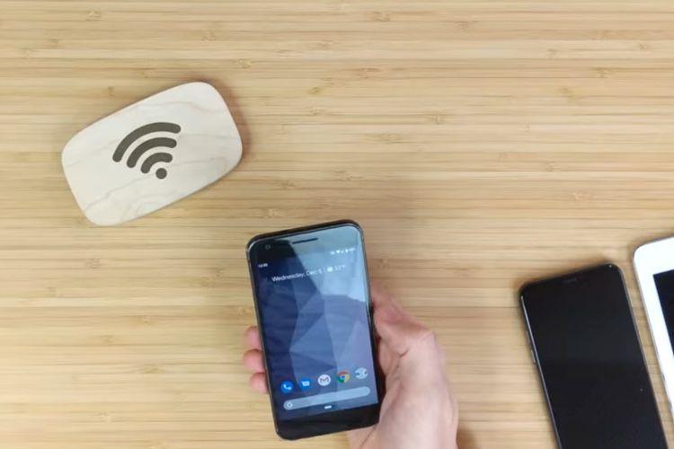 Wi-Fi Porter: un pavé pour simplifier la connexion Wi-Fi dans les Airbnb
