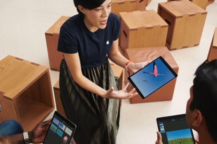 Today at Apple : de nouveaux formats pour les ateliers gratuits des Apple Store