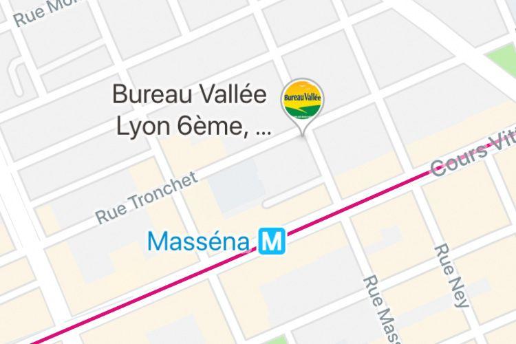 Google Maps s'enrichit encore: nouveaux points de repères et tableaux de départs