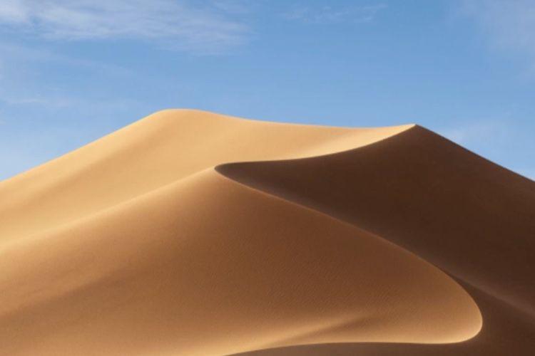 Le Finder de Mojave est mou du genou pour les glisser-déposer sur le bureau