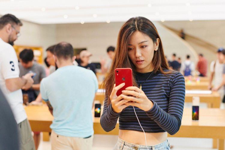 Des iPhone XS (PRODUCT)RED pour relancer les ventes en Chine?