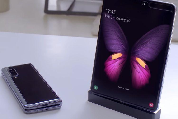 Le Galaxy Fold, un appareil « super premium » qui sera vendu comme tel