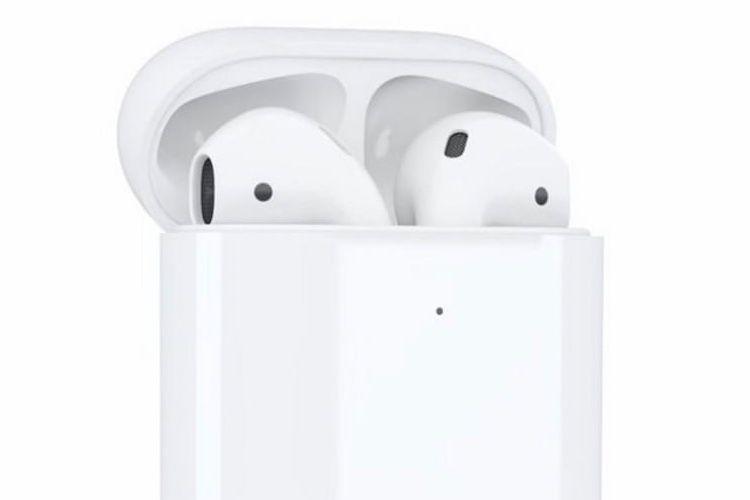 Ce brevet d'Apple décrit le boîtier de recharge sans fil des AirPods