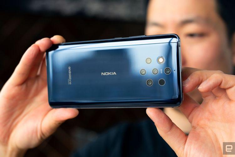 Nokia 9 : cinq caméras au dos pour améliorer la qualité des photos
