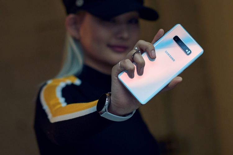 Galaxy S10 : partenariats avec Instagram et Adobe, contrôle de la profondeur pour les vidéos