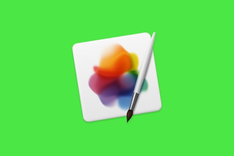 Pixelmator Pro prend en charge les masques des photos en mode Portrait