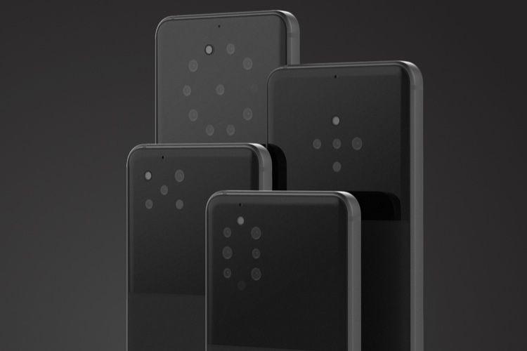 Les appareils photo vont se multiplier au dos des smartphones