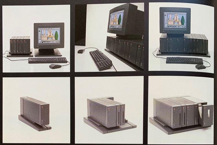 «Jonathan», le Mac modulaire desannées 1980