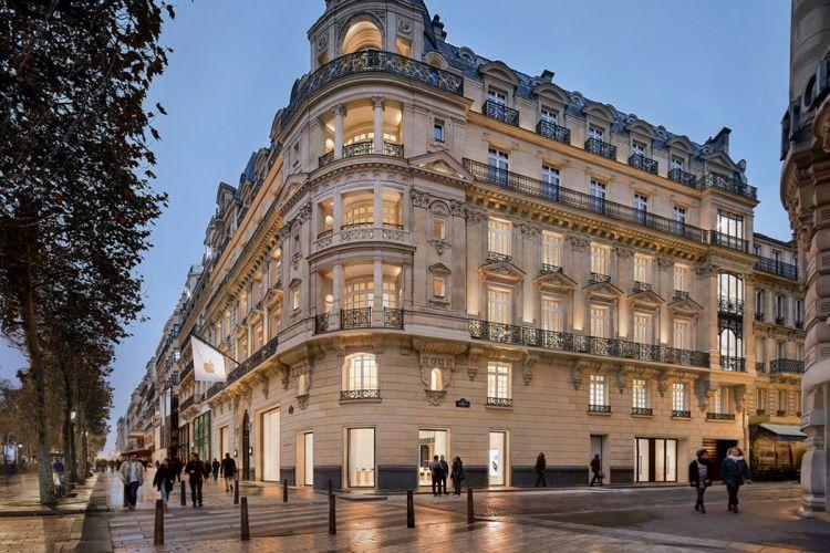 Apple verse 500 millions d'euros au fisc français d'arriérés d'impôts