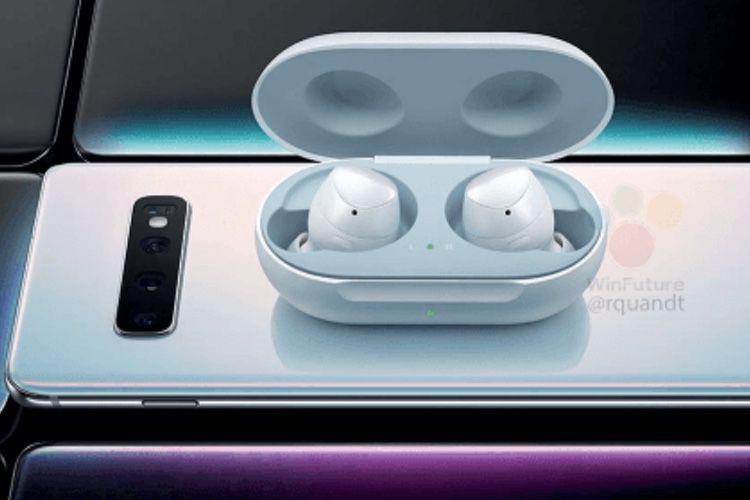 Les Galaxy S10 pourraient recharger par induction leurs écouteurs sans fil