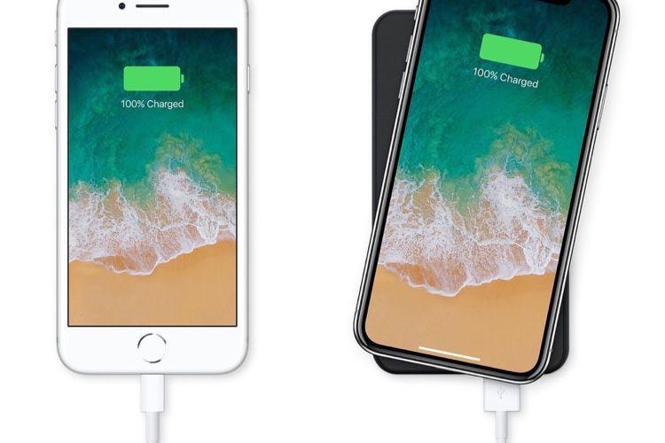 Apple Store : une batterie Lightning et Qi de Mophie, un étui cuir Decoded pourXSMax