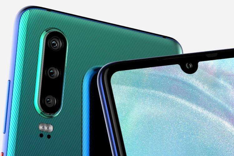 Les Huawei P30 présentés à Paris le 26 mars