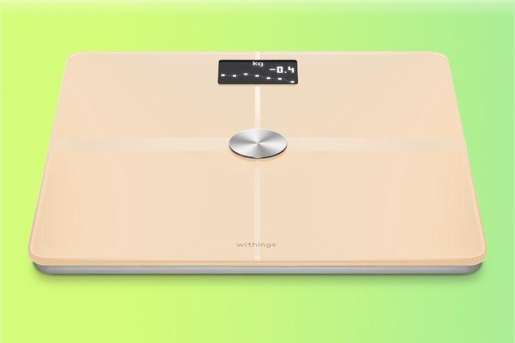 deux nouveaux coloris pastel pour la balance body de withings igeneration. Black Bedroom Furniture Sets. Home Design Ideas