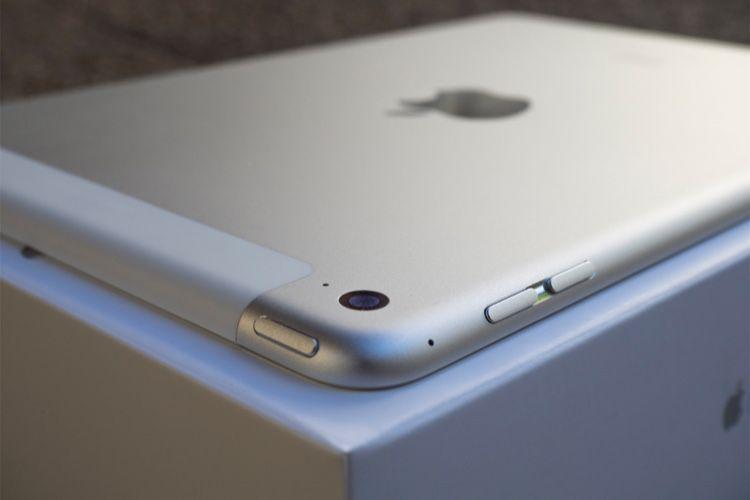 Rumeur : l'iPad mini 5 ne changerait qu'à l'intérieur