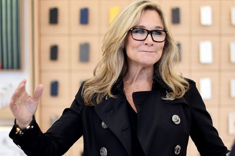 Angela Ahrendts quittera Apple en avril