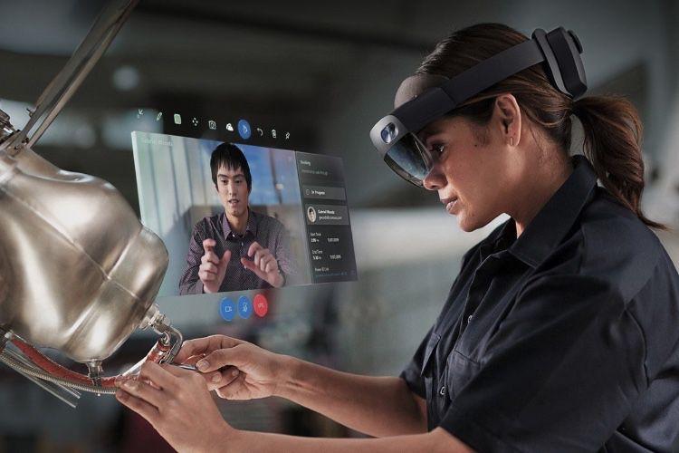 HoloLens 2 : plus léger et plus confortable pour les pros